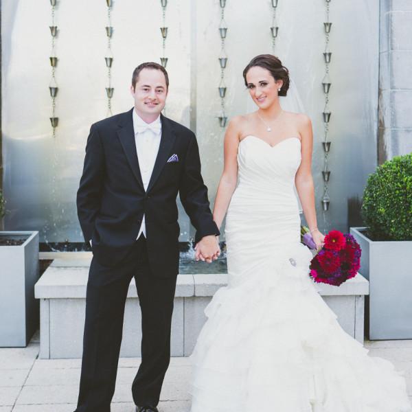 Wedding- Anna + Bryan, Aloft Hotel Mt.Laurel- New Jersey Wedding Photographer