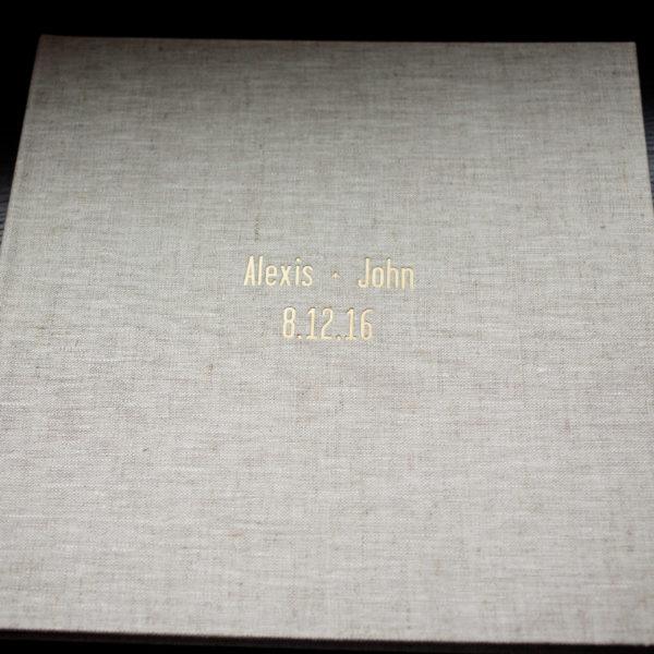 Products- 12x12 Fine Art Wedding Heirloom Album