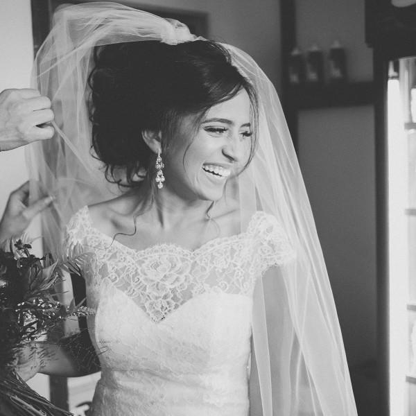 Saira + Francisco, Rutgers Gardens Wedding