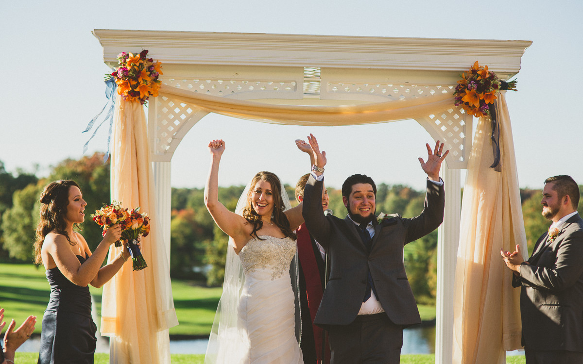 Brooklake Country Club Wedding