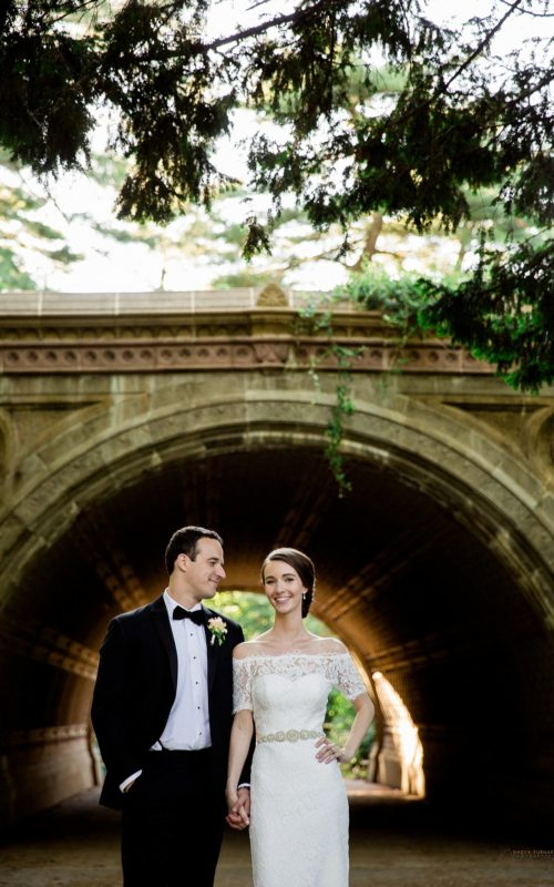 Sophie + Sam- Prospect Park Boathouse Wedding