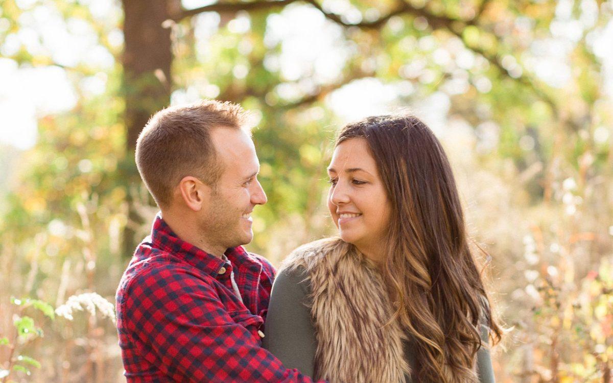 Kristin + Ryan- Dukes Farm Engagement