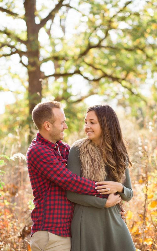 Kristin + Ryan- Dukes Farm Engagement