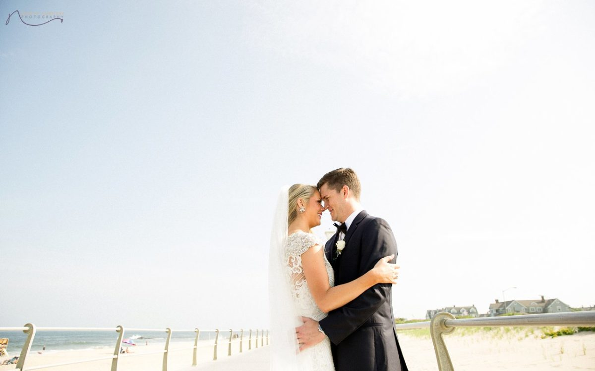 Leslie + Sean, Spring Lake Bath & Tennis Club Wedding