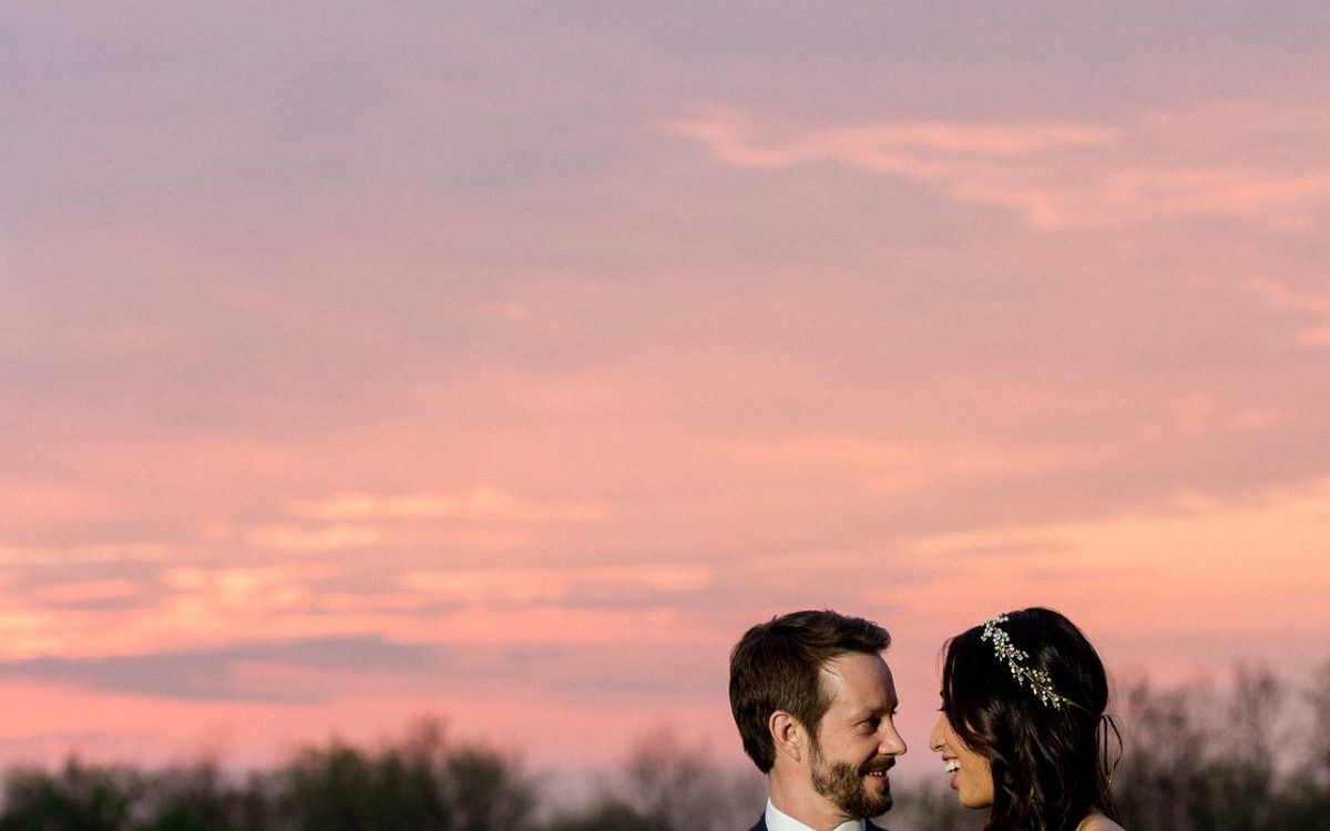 Michelle + Ryan, John James Audubon Center  Wedding