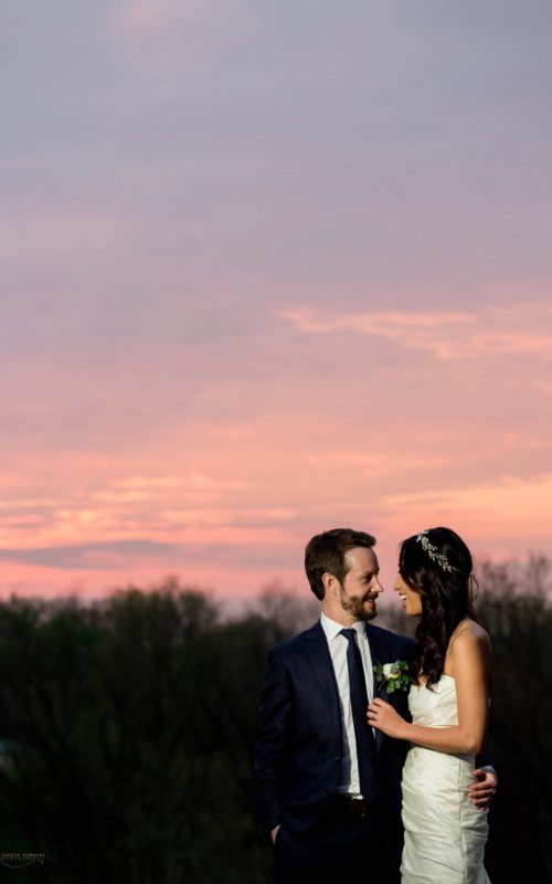 Michelle + Ryan, John James Audubon Center  Wedding