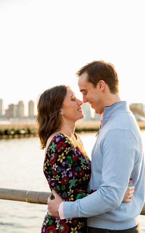 Kate + Charlie- NYC Engagement