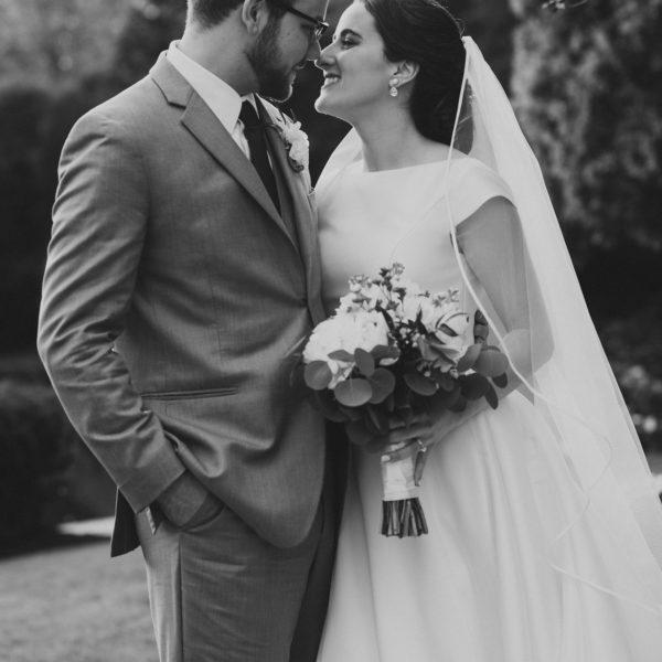 Lauren + Michael, Bridgewater Manor Wedding