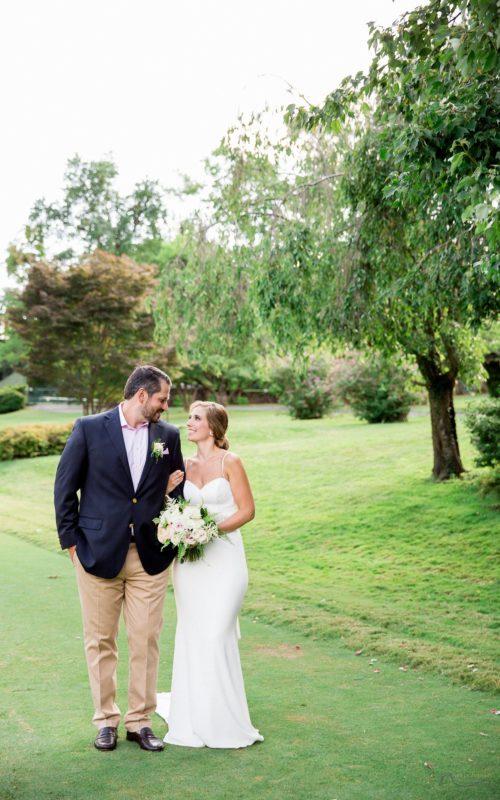 Caroline + Daniel- Orange Lawn Tennis Club Wedding