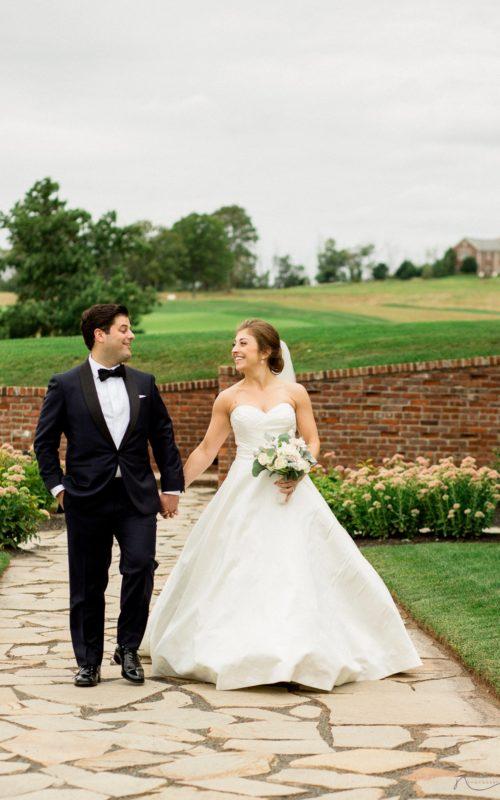 Gina + Dustin, Hamilton Farm Wedding