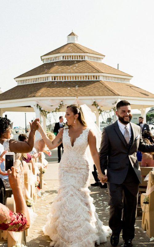 Joy + Alexis- Buona Sera Palazzo Wedding