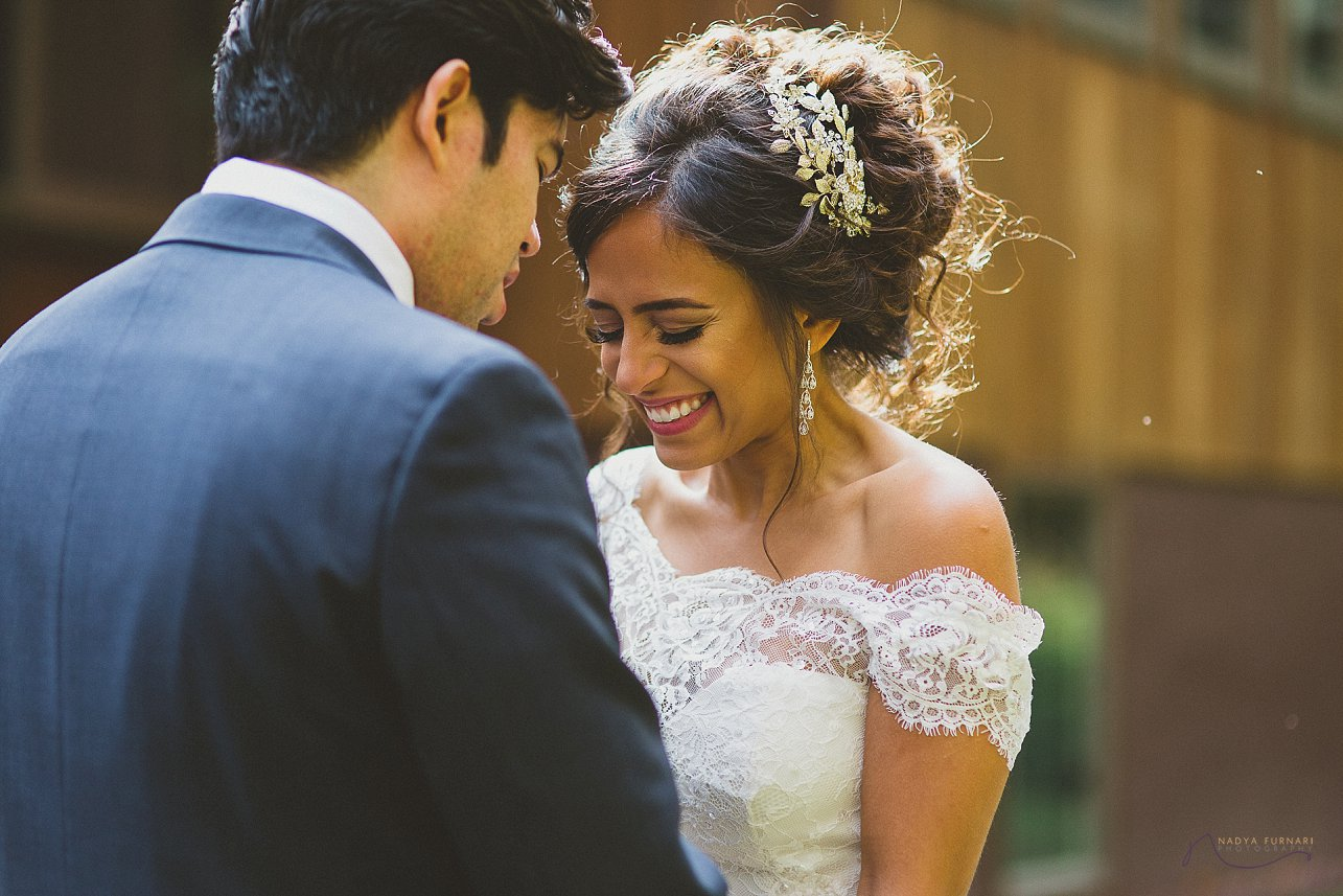 Saira + Francisco, Rutgers Gardens Wedding - New Jersey Wedding ...