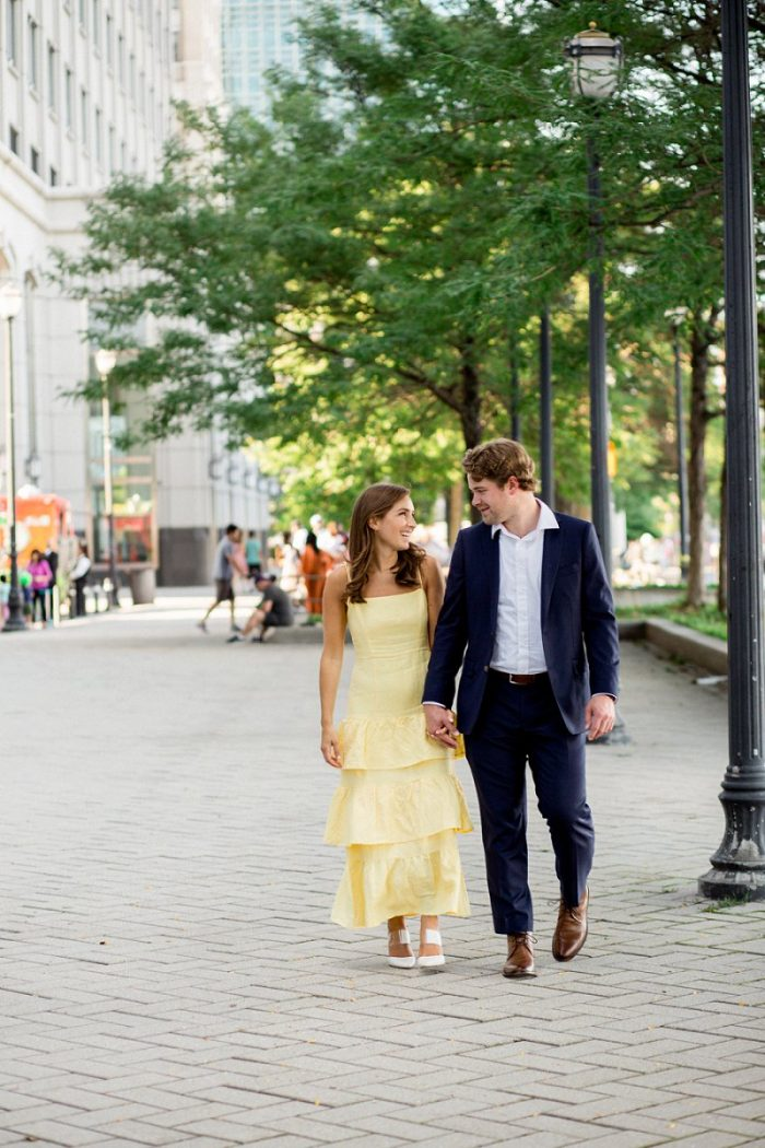 jersey city engagement session ideas