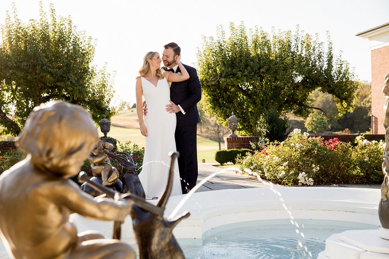 rose garden photos at hamilton farm golf club
