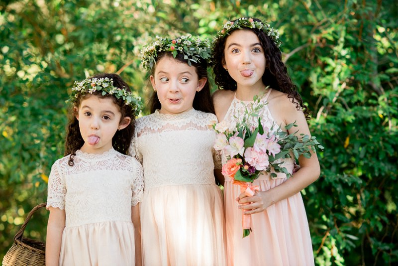 boho flower girl dress ideas