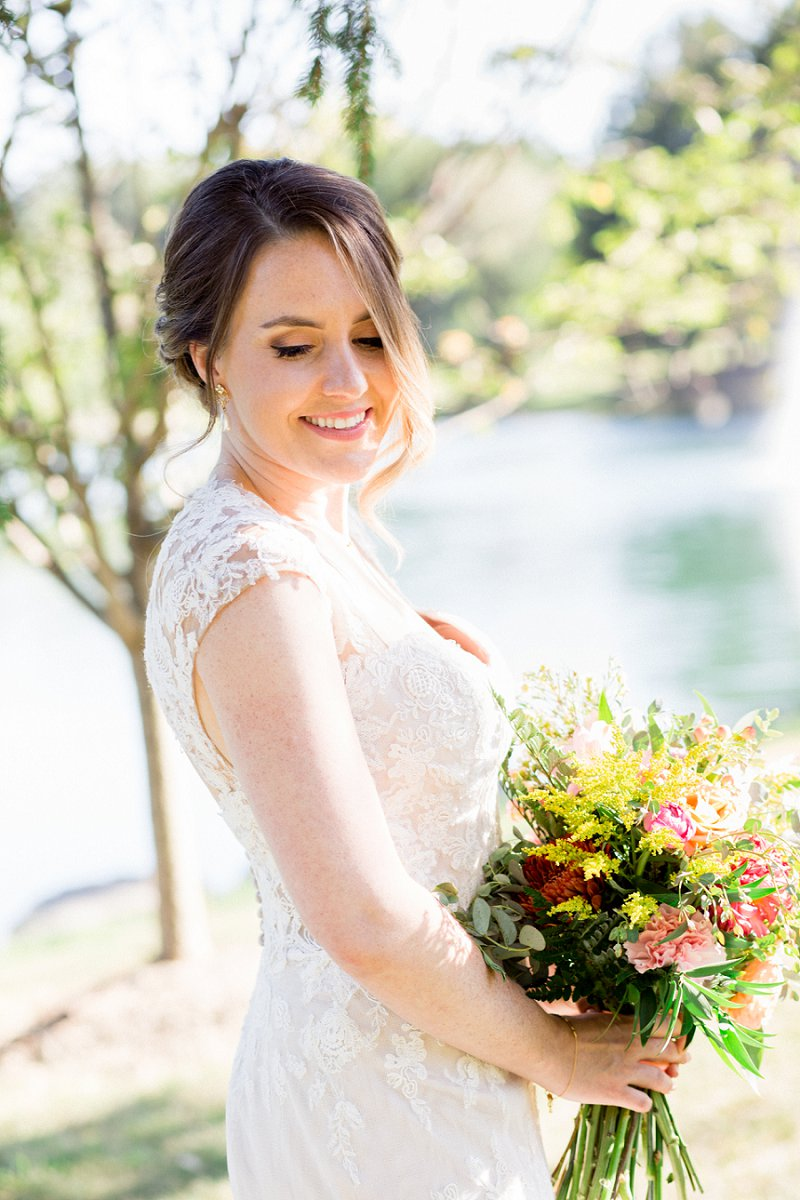 bride portrait nj wedding photographer
