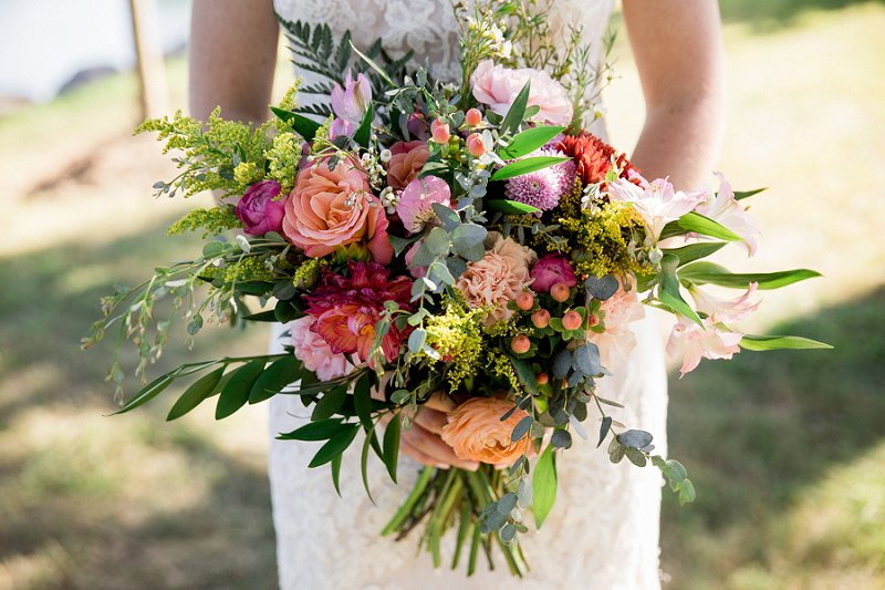 DIY bridal bouquet ideas